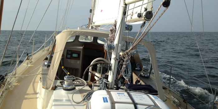 14 July 2015 – Test Run to Norway