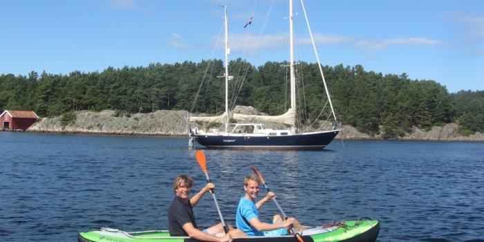 31 July 2015 – The Norwegian Riviera