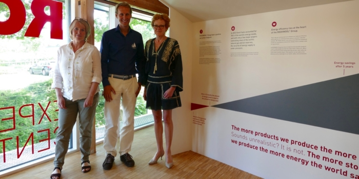 Insulation to Reduce Energy Use – the Danish Way (DNK)