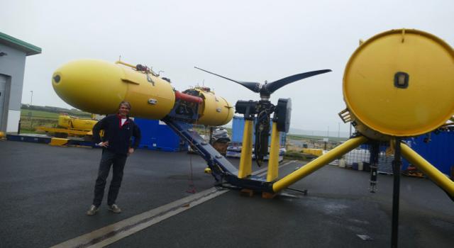 Marine Energy in Orkney (GBR)