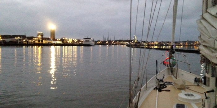 """5 January 2015 – """"Maiden"""" Trip to Terschelling"""