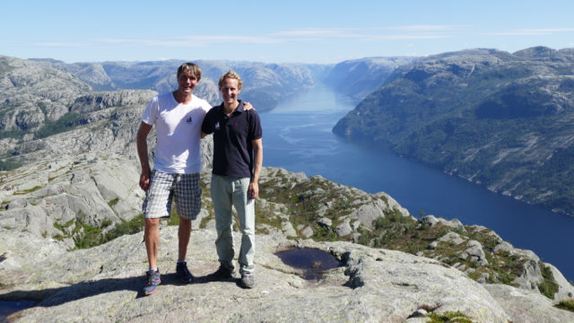 3 September 2016 – Exploring the Fjords with Friends