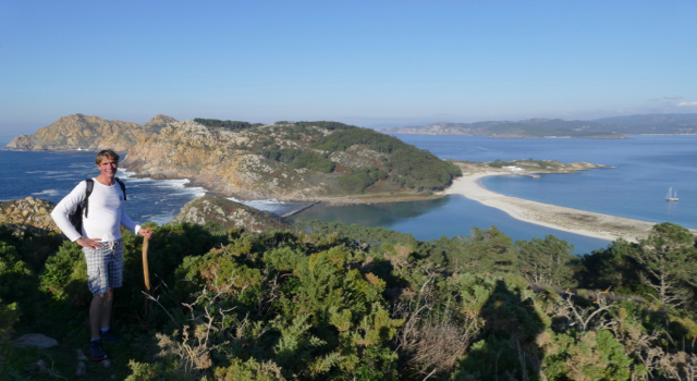 2 December 2016 – Hiking in the Spanish Rías