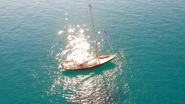 1 September 2017 – Upwind into the Adriatic Sea