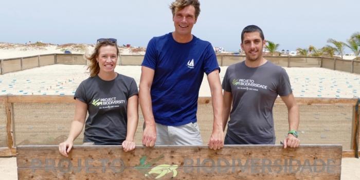 Saving Sea Turtles on Sal (CPV)
